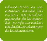 Centro de educación infantil 1